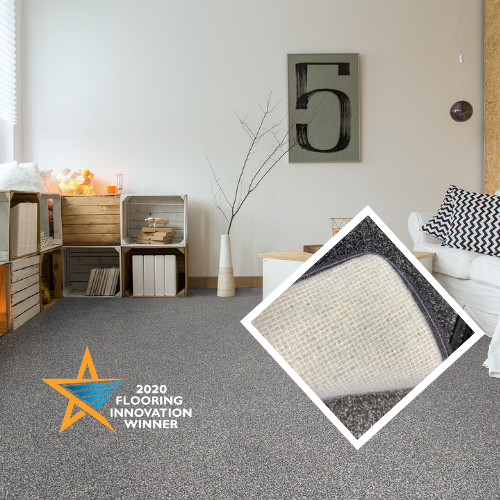 Combi-bac® – the future of carpet backing!